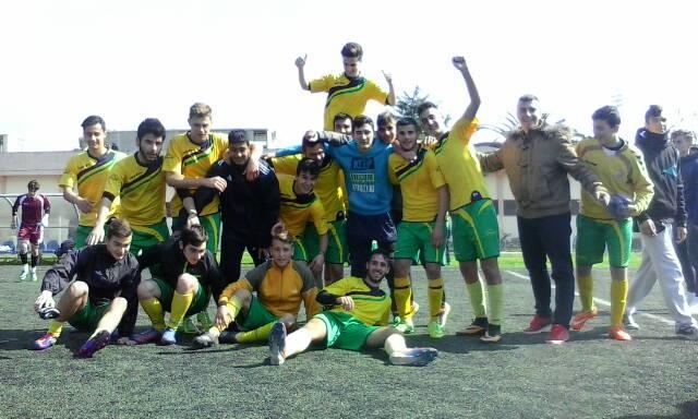 Πρωταθλητής Ελλάδος το 1ο ΕΠΑΛ Αγρινίου!