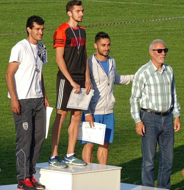 Αργυρό μετάλλιο στην Θεσσαλονίκη