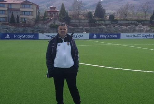 Νέος προπονητής ο Χρήστος Ζαρκαβέλης