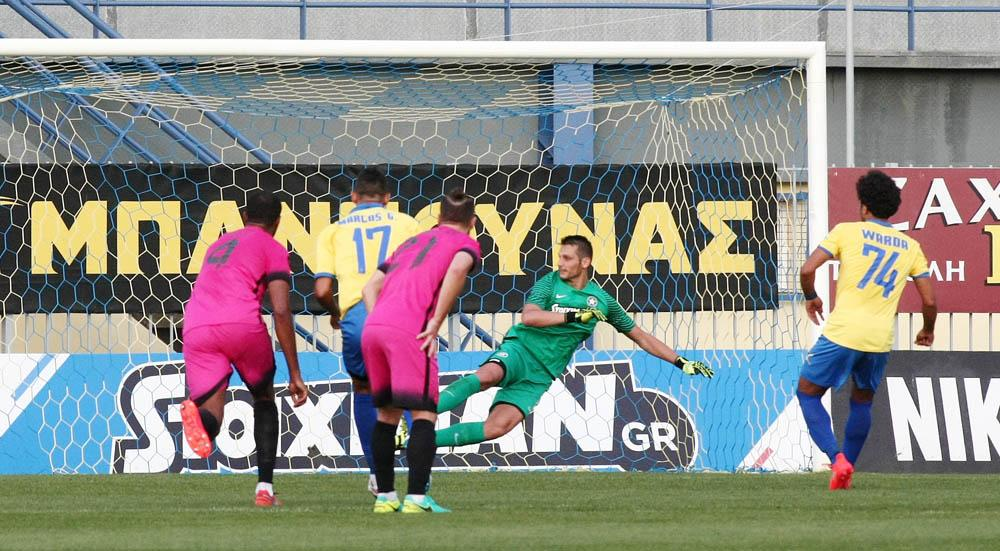 Ισόπαλος 2-2 στην Τρίπολη (& φωτορεπορτάζ)
