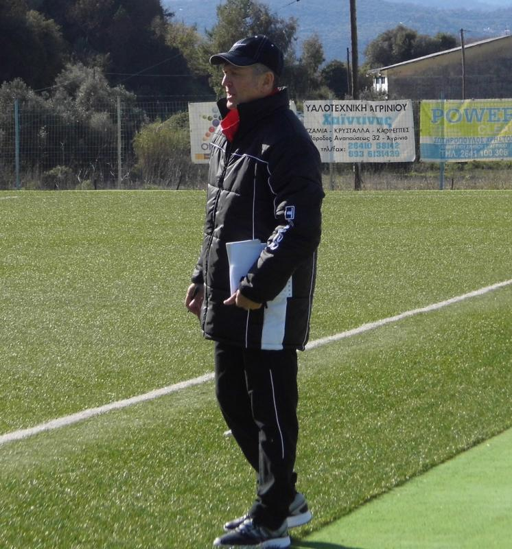 Ξανθόπουλος: τον καλύτερο εαυτό μας