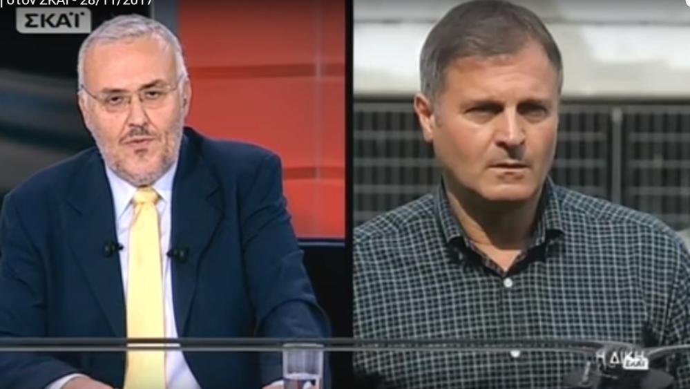 Καλαϊτζίδης για το στήσιμο αγώνων: «Θα καταθέσω με ονοματεπώνυμα» (vid)