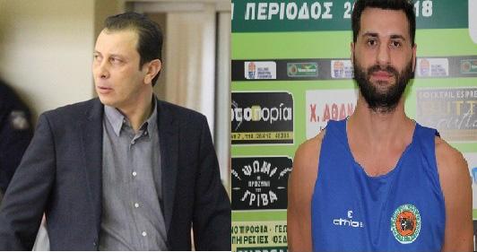 Διαμαντάκος και Μήτσου on camera
