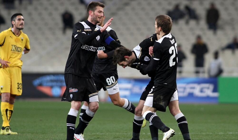 Εννέα ματς χωρίς ήττα η ΑΕΚ στο ΟΑΚΑ με τον ΠΑΟΚ
