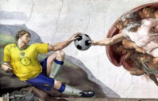 Ο θεός της μπάλας κατέβηκε και στο Αγρίνιο
