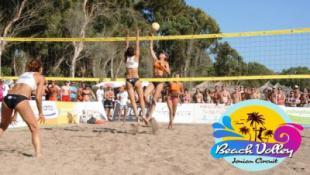 Beach Volley «αστέρων»  στην Βόνιτσα