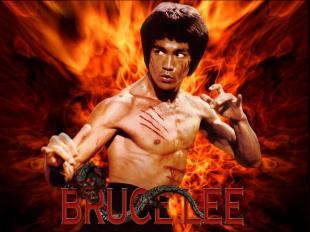 Ο Bruce Lee...  του Νεοχωρίου