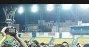 Ο  τελικός Κυπέλλου  στο γήπεδο Παναιτωλικού