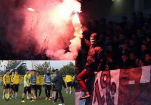 Στο «φλεγόμενο» AEL FC ARENA