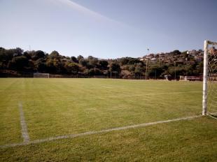Εγκαίνια στο γήπεδο της Κατούνας