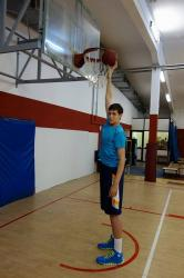 Ένας 16χρονος γίγαντας στη Θεσσαλονίκη