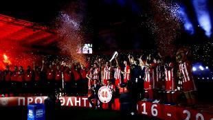 Οι ομάδες με τους περισσότερους τίτλους στον κόσμο, 9ος ο Ολυμπιακός