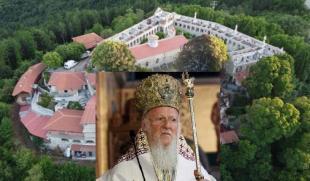 Επιστολή συμπαράστασης  από τον Οικουμενικό Πατριάρχη